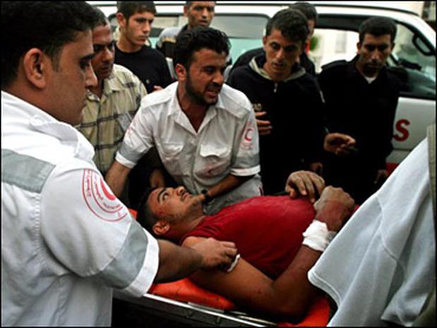 Gaza Beit Lahiya Bulldozing