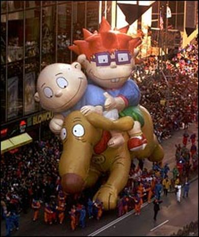 Balloons On Parade