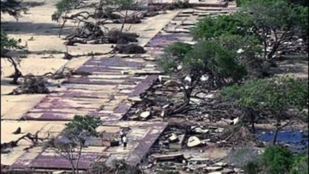 Yala Safari Beach Hotel Tsunami