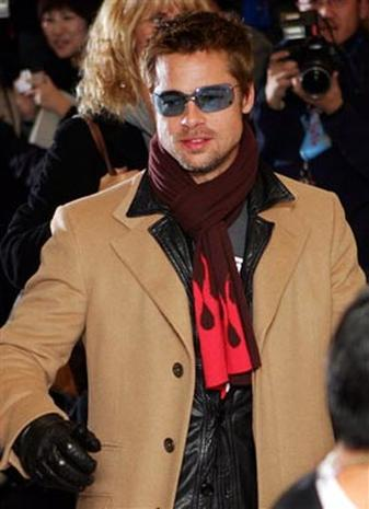 More Brad Pitt