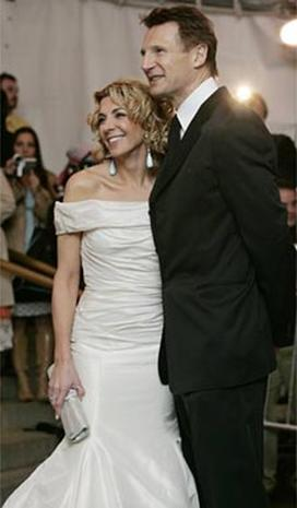 Natasha richardson photo 6 pictures cbs news for Natasha richardson liam neeson wedding