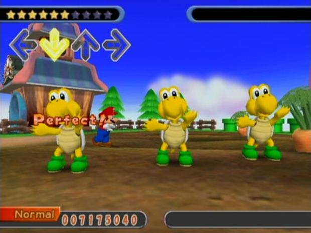 DDR: Mario Mix