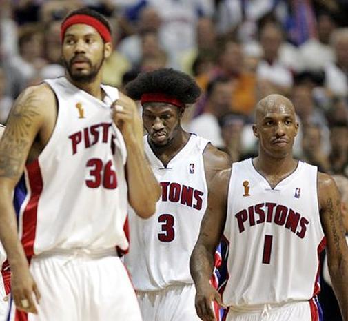2005 NBA Finals: <br>Game 5