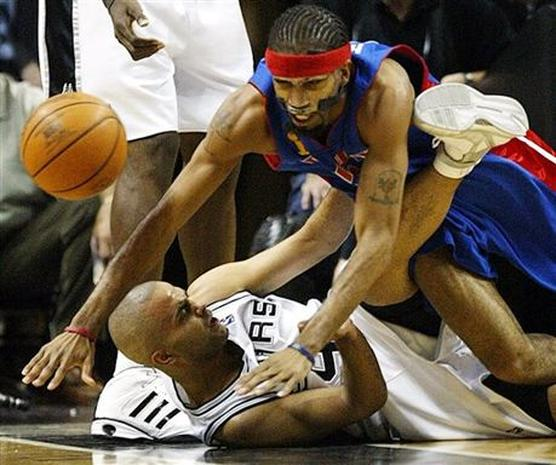 2005 NBA Finals: <br>Game 6