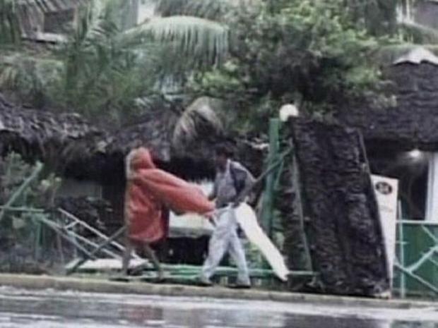 Hurricane Rita: Cuba