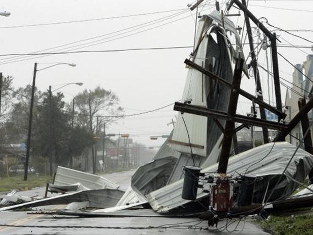 Hurricane Rita: Texas