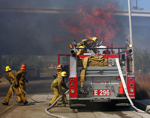 So. Cal. Wildfires: Sept. 28-29