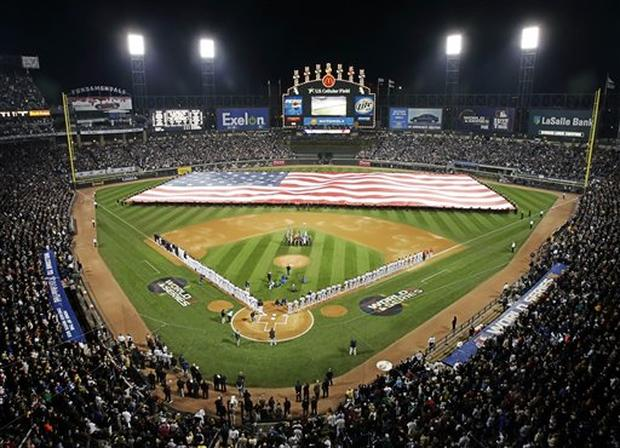 2005 World Series Game 1 Astros @ White Sox - YouTube