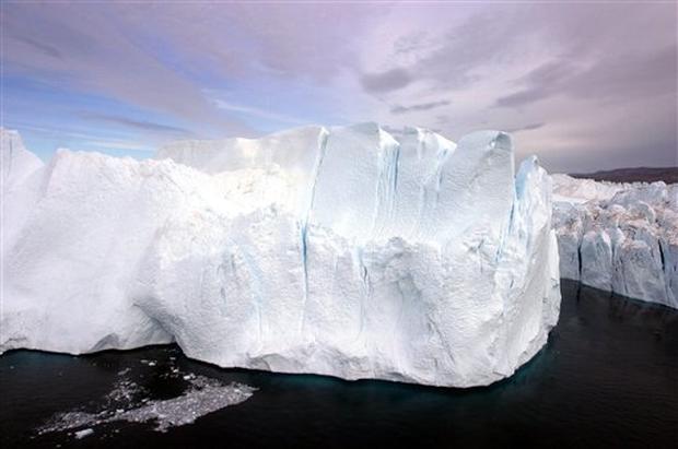 Look at Greenland