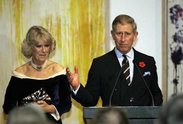Royal Visit: Museum Gala