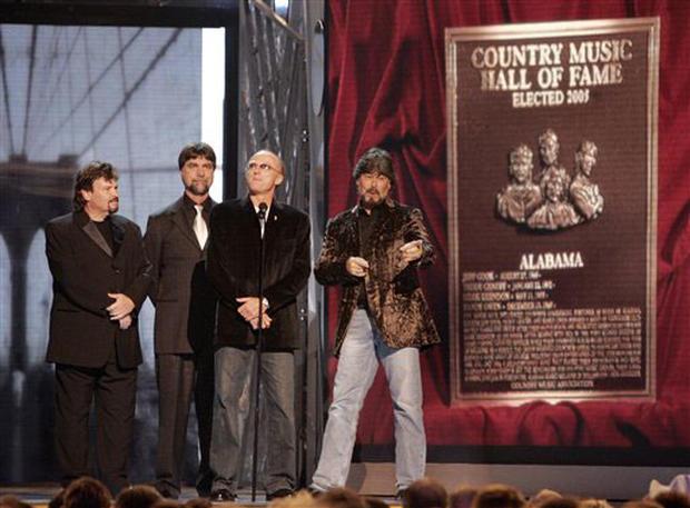 2005 CMA Award Winners