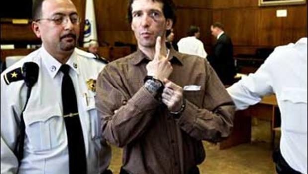 Joseph Druce Inmate Guilty In Pedophile Priest Slay CBS News