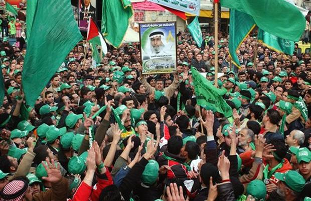 Hamas Wins Election