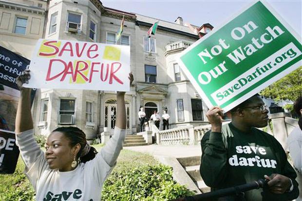 Darfur Protests