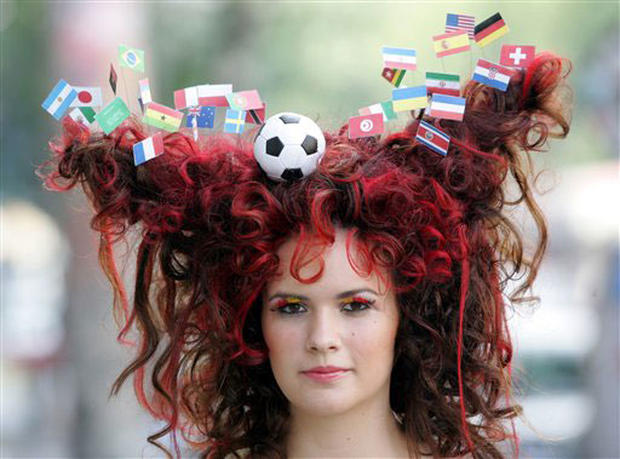 Wild About World Cup