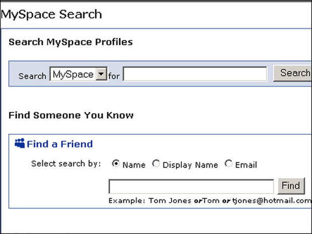 MySpace Is Your Space