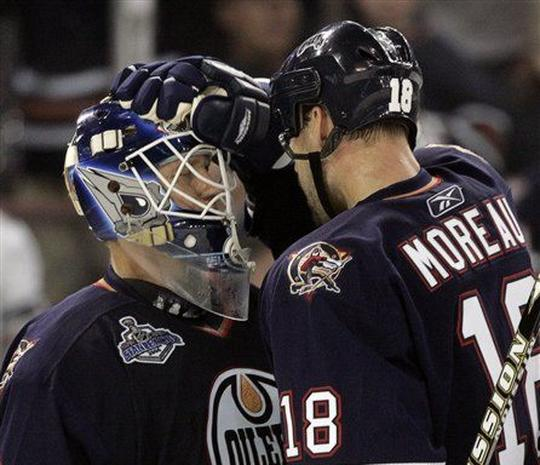 2006 Stanley Cup: <br>Game 3