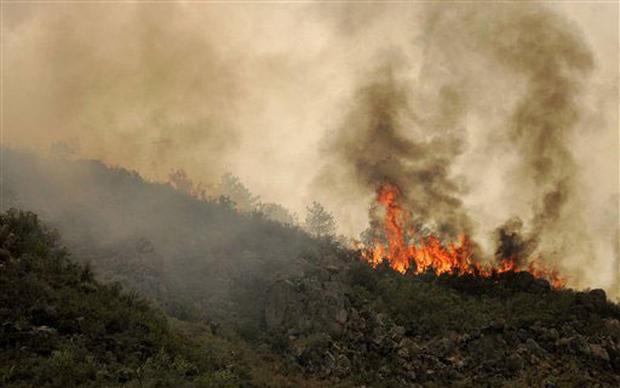 Sedona Wildfire