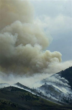 Nevada Fires