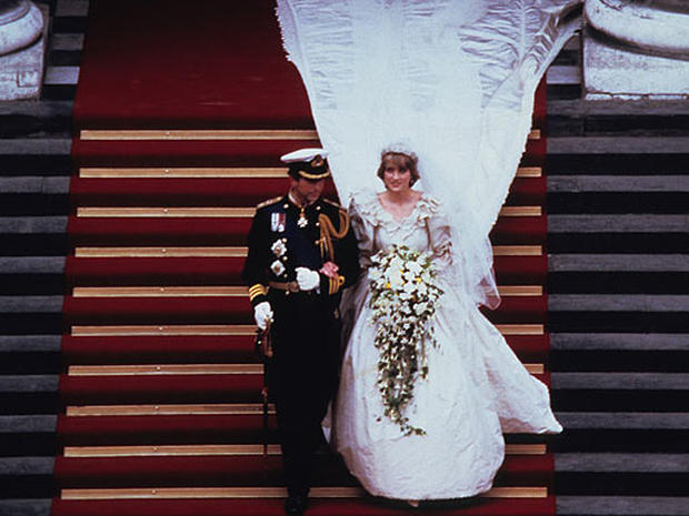 Diana's Majestic Wedding