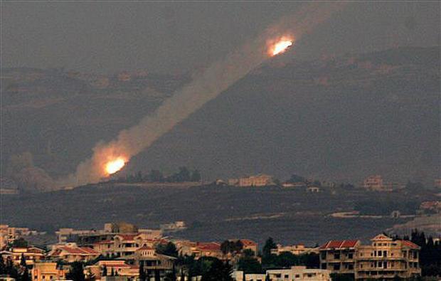 Rockets Target Israel