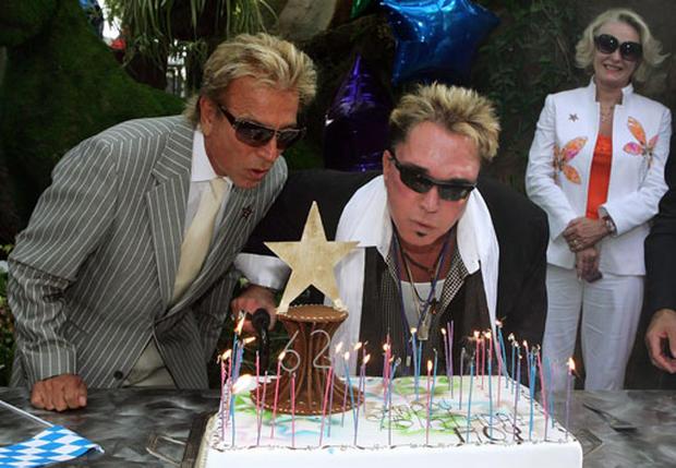Vegas' Star Duo