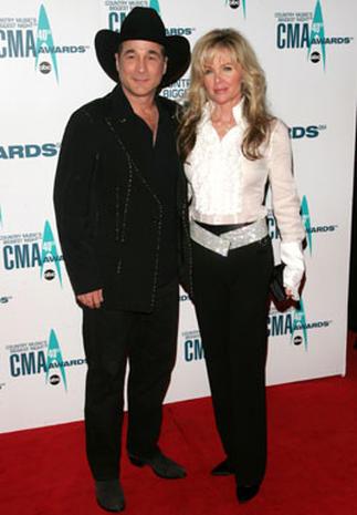 Stars At The CMA Party