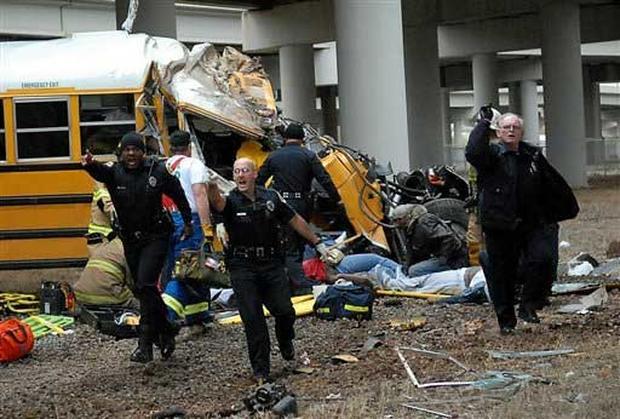 Deadly School Bus Crash