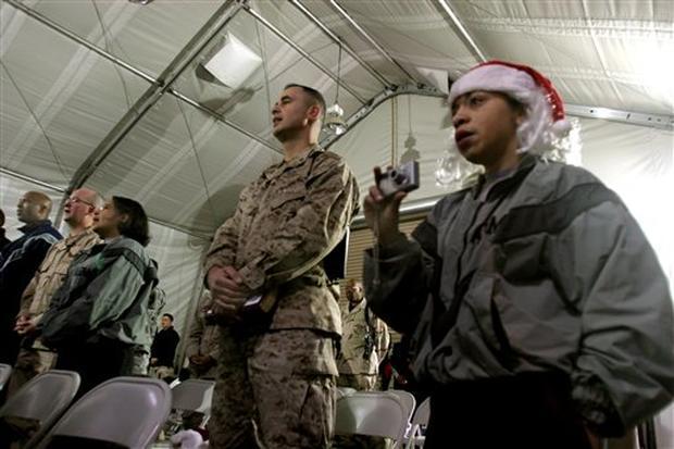 Holiday Season In Iraq