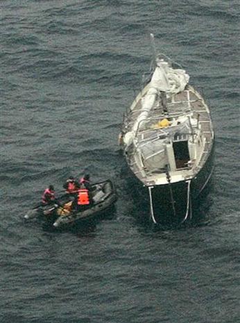Rescue At Sea