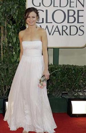 Red Carpet at Golden Globes