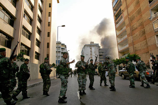 Beirut Clashes Turn Violent