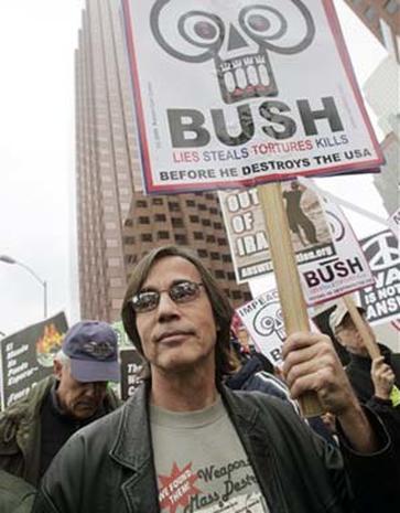 Stars Against Iraq War