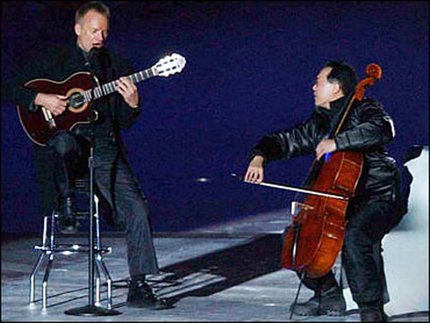 Sting: All This Time