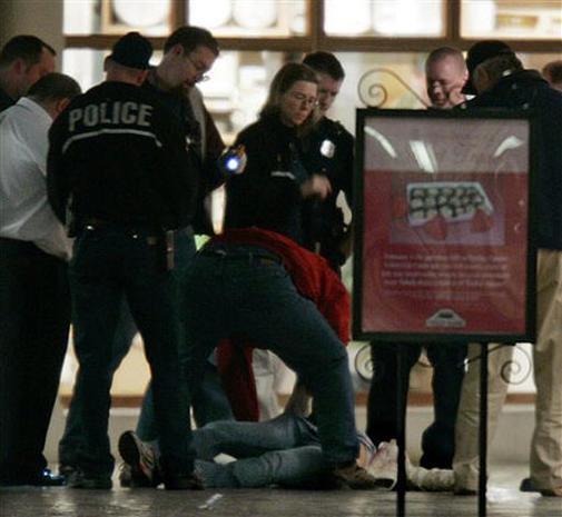 Utah Mall Shooting