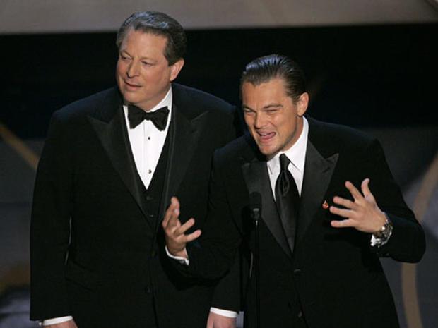 "Al Gore: ""Green"" Media Star"
