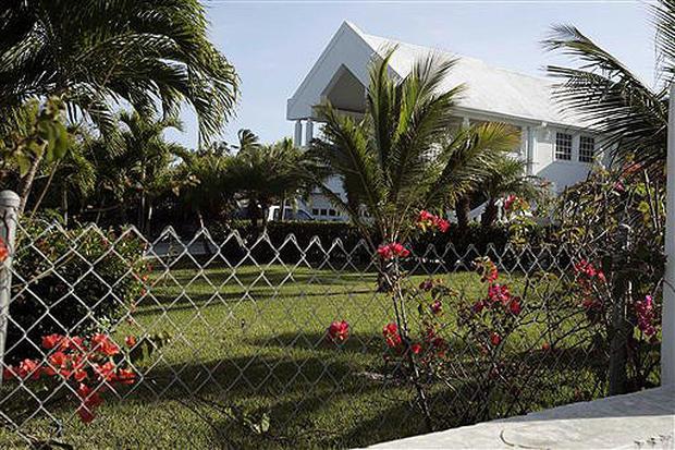 Anna Nicole: Bahamas B...