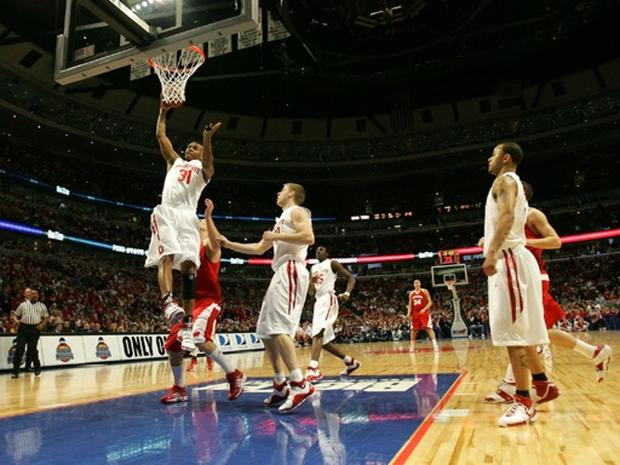 Conference Hoop Hysteria