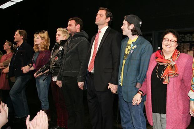 The Tony Nominees