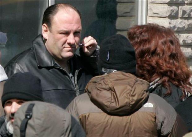 """Sopranos"" Shoot"