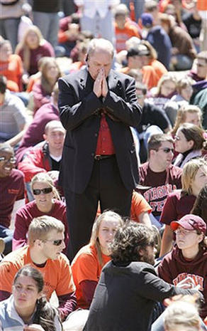 Virginia Tech Mourns