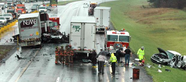 Deadly Indiana Crash