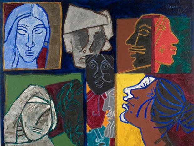 Indian Contemporary Art
