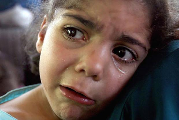 Lebanon Refugee Camp Siege
