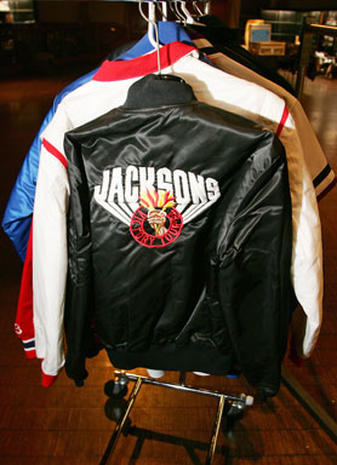 Jackson Family Auction