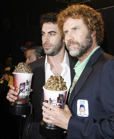 MTV's Golden Popcorn