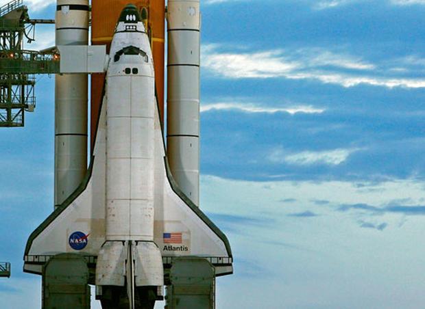 Atlantis Mission STS-117