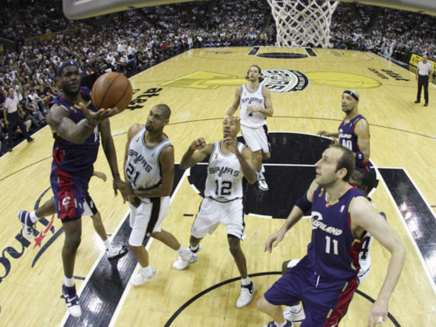 2007 NBA Finals : Game Two