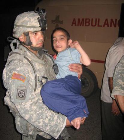 Baghdad Orphanage Horror