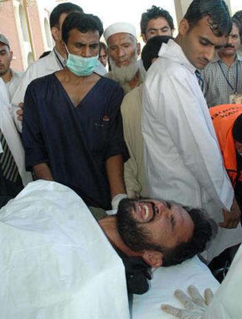Islamabad Mosque Siege